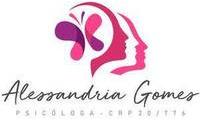 Logo Psicóloga Alessandria Gomes em Cidade Nova