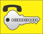 Chaveiro A Tele-Chaves