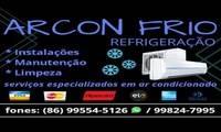 Logo de ARCON FRIO REFRIGERAÇÃO em Aroeiras