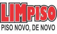 Logo Limpiso - Piso Novo de Novo