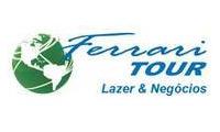 Logo de Ferrari Tour em Santa Cecília
