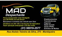 Logo de MAD DESPACHANTE em Mantiqueira