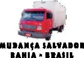 Mudança Salvador Bahia Brasil