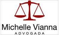 logo da empresa Michelle Vianna Advogada