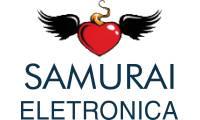 Logo de Eletrônica Samurai Portões Rossi