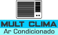 logo da empresa Mult Clima Ar Condicionado