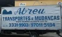 Logo de Abreu Transportes e Mudanças e Fretes  Bangu- RJ em Bangu
