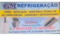 Logo de GM Refrigeração