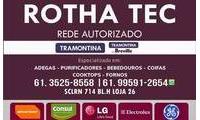 Logo de Rotha Tec em Asa Norte