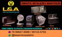 Logo de L & A SERVIÇOS ELÉTRICOS E AUTOMAÇÃO