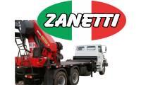 Logo de Guincho Zanetti em Xaxim