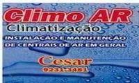 Logo de Climoar Refrigeração e Climatização em Tancredo Neves