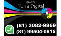 Gráfica Torre Digital em Cordeiro