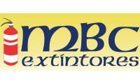 Logo Mbc Extintores em Calçada