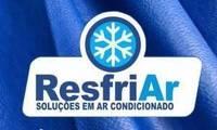 Logo de Resfriar Soluções em Ar Condicionado em Habitasa
