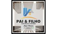 Logo de Pai e Filho Construção & Reformas