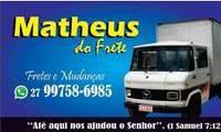 Logo de Matheus do Frete em Vila Palestina
