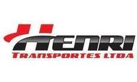 Logo de Henri Transporte Rodoviário