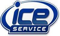 Logo de Ice Service refrigeração peças assistência técnica autorizada em São Brás