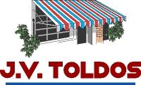Logo de J.V. Toldos