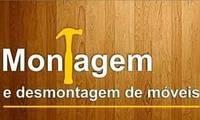 Logo de Diego Montador de Móveis