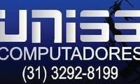 Logo de Uniss Computadores em Prado