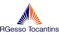 Logo RGesso Tocantins Serralheria