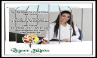 Logo de Nutricionista Funcional Rayane Ferreira em Mangabeira