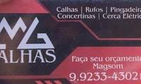 Logo de MG Calhas em Conjunto Habitacional Estrela D'Alva II