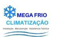 Logo de Mega Frio Climatização em Plano Diretor Norte