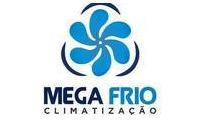 Logo de Mega Frio Refrigeração em Plano Diretor Norte