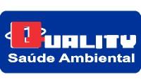 Logo de Quality Saúde Ambiental Limpeza de Caixas D'Água