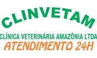 Logo de Clínica Veterinária Amazônia - Clinvetam em Reduto