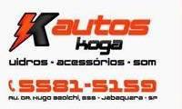 Logo de Kautos Koga em Vila Guarani (Z Sul)