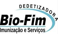 Logo de Dedetizadora BIO-FIM Imunização e Serviços Emergência 965541825