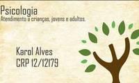 Logo de Psicóloga Karol Alves em Trindade