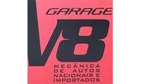Logo de Garage V8 Oficina Mecânica em Mooca