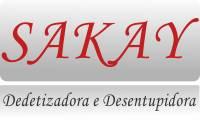 Logo de Sakay Desentupidora - Serviços de Desentupimento em Parque Imperial