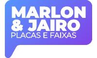 Logo de Marlon & Jairo - Placas em Santa Cruz