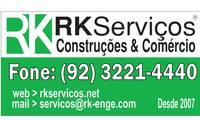 Logo de Rk Serviços, Construções E Comércio em Centro