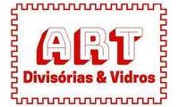 Logo de A Art Divisórias & Vidros em Residencial Santos Dumont (Santa Maria)