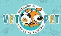 Logo de Vet Pet em Casa Amarela