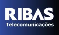 Logo de Ribas Telecomunicações em Uberaba