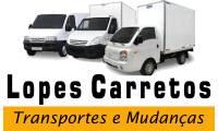 Logo de Lopes Carretos - Transportes & Mudanças