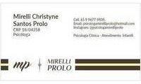Logo de Psicóloga Mirelli Prolo