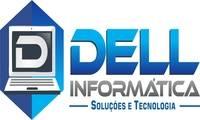 Logo de Dell Informatica Soluções e Tecnologia em Residencial Novo Horizonte