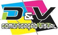 Logo de D&V Comunicação Visual em Boa Vista