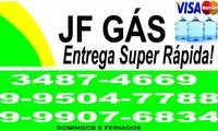 Logo de JF GÁS em Nova Colina (Sobradinho)