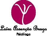 Psicóloga Laíra Assunção Braga