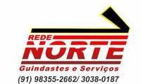 Logo de Rede Norte Guindastes E Gruas 24 Horas